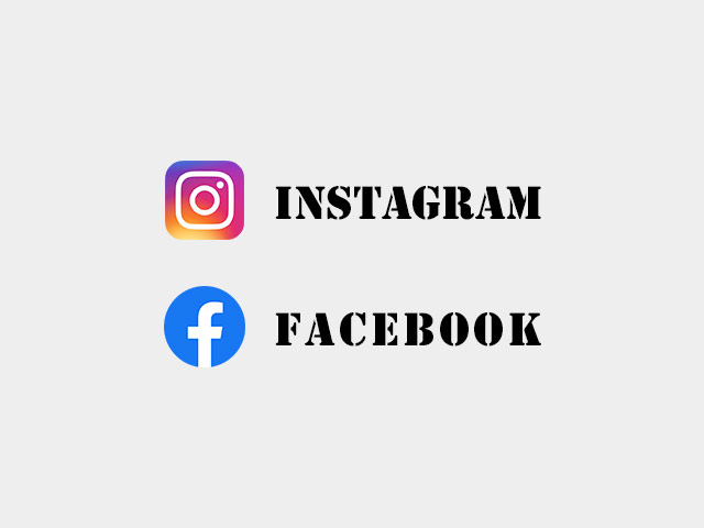 Instagram・Facebook 更新中